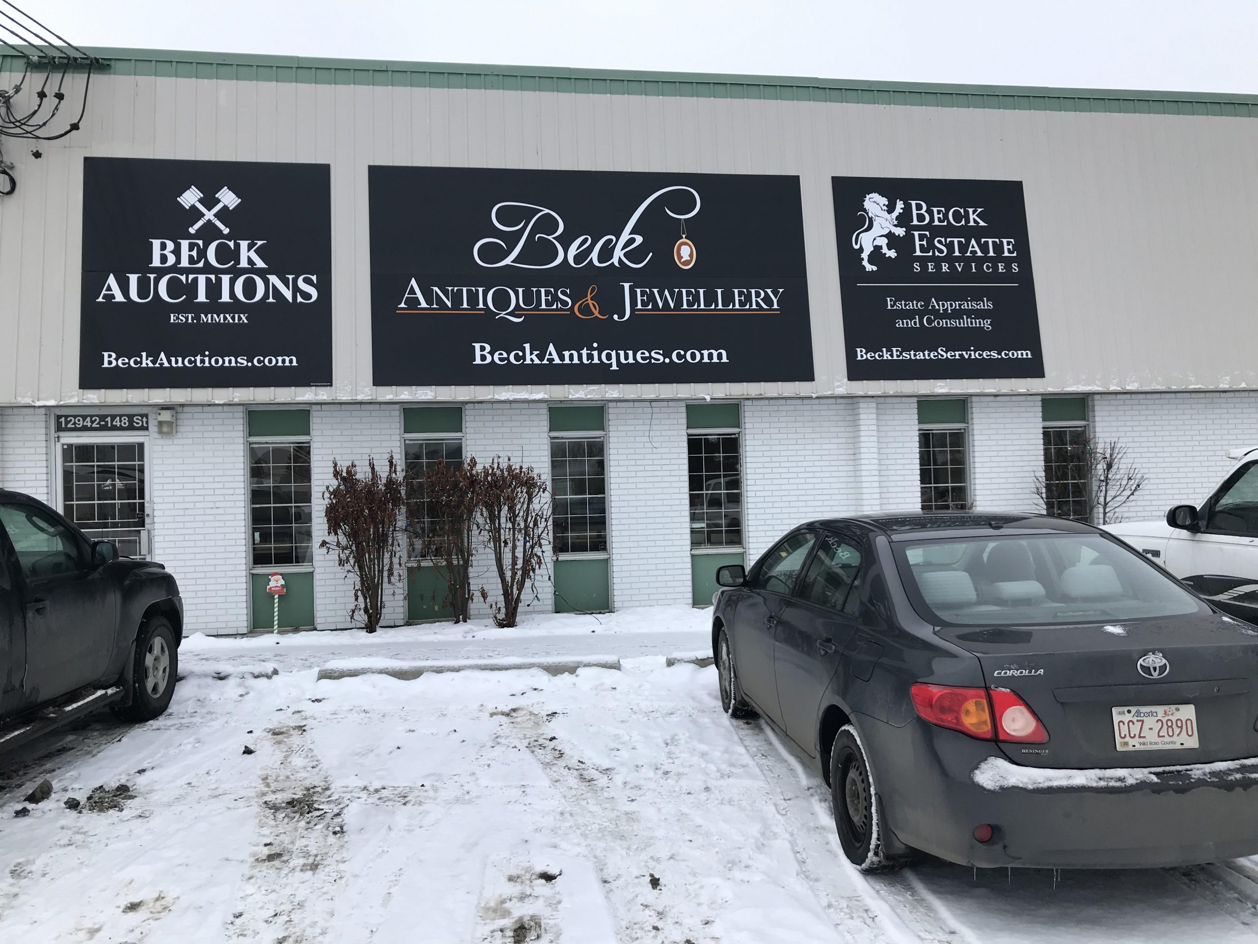 auctions warehouse